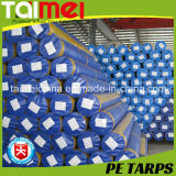 Брезент 100% PE ткани девственницы/лист PE сплетенные крен HDPE
