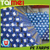 Tissu 100% vierge HDPE Tissu en PE / feuille de feuilles PE