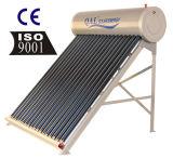 非コンパクト圧力補助タンクが付いている太陽給湯装置