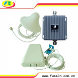 65dB利得GSM/3G 850MHz 1900MHzのデュアルバンドの携帯電話の移動式シグナルのブスター