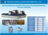 Macchina per il taglio di metalli del laser dei certificati pieni superiori