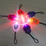 Licht van de Staart van de Fiets van de Zetel van de mini LEIDENE van de Waarschuwing van de Veiligheid Lamp van de Fiets het Achter Lichte Voor