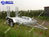 The Best Price (SWT-PT126)에 최고 Tire Styled Mobile Plant Trailer