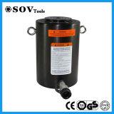 Marque élevée à simple effet de cylindre hydraulique de tonnage de soupape d'arrêt en Chine