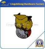 Pin de Pokemon do projeto do Pin do Lapel do metal
