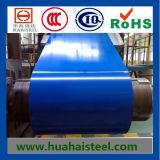 Лист CGCC Cgch покрынный цветом гальванизированный стальной в катушке