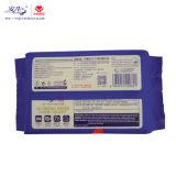 Delicados disponibles orgánicos blandos de encargo baratos 80PCS mojaron los trapos para el papel de tejido