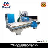 Cnc-Fräser-Holzbearbeitung-Maschinerie, die Engraver CNC-Maschine (VCT-A1325ATC8, schnitzt)