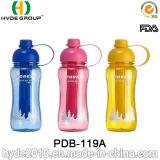 Пластичная бутылка воды с замороженным высасывателем BPA освобождает (PDB-119B)