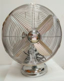 Ventilator-Überzug weißes Metallventilator