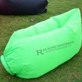 Do sofá preguiçoso material de nylon do sono do Lounger 210t da fábrica sofá inflável da banana