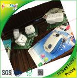 Автоматическая нижняя ясная коробка пластичный упаковывать для наушников Bluetooth