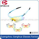 Custom Brand Dropship Bicycle Racing Sports Óculos de sol Polarized Lens UV400 Óculos para esporte ao ar livre