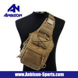 Мешок слинга плеча шестерни Anbison-Спортов тактический общего назначения
