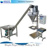 Halbautomatische Puder-Füllmaschine mit dem Schrauben-Führen