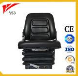 機械中断ユニバーサル旋回装置の黒のボートの椅子