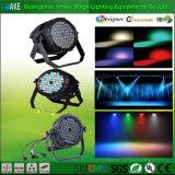 Migliore prezzo della fabbrica di illuminazione di PARITÀ di 54PCS LED DJ