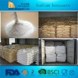 Benzoato di sodio di CAS 532-32-1 del commestibile