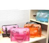 Mode Candy Color PVC Summer Beach Bag
