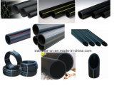 HDPE 가스 또는 수관 밀어남 선