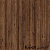 Telhas cerâmicas interiores de bambu da parede do material de construção feitas em China (600X600mm)