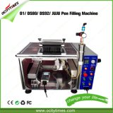 Máquina de enchimento descartável do petróleo de Cbd do Cig de E para a pena da pena de Juju/Bud-Ds80 Vape
