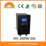 (T-24102) inversor y regulador del picovoltio de la onda de seno 24V1000W20A