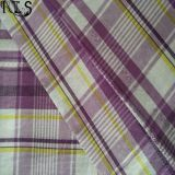 ワイシャツまたは服Rlsc50-23のための100%年の綿ポプリンの編まれたヤーンによって染められるファブリック