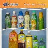 Douille de bouteille d'animal familier et étiqueteur de rétrécissement