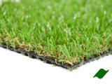 Grass artificiel pour Mini Soccer, PE Fibrillated Artificial Turf
