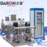 Drwbg Non Negative Pressure Frequency Water Supply Pump Equipment