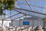 Grande tenda trasparente di cerimonia nuziale della tenda foranea del muro laterale libero esterno