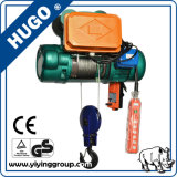 Utilizzato in miniere e nella gru elettrica della fune metallica di alta qualità CD1/Md1 di Haybours