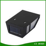 10LED動きセンサーが付いているレトロの薄暗いモードの庭LED太陽ライト