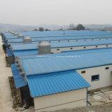 Equipamento de exploração agrícola para a grelha com construção da casa dos rebanhos animais da construção de aço