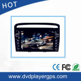 GPS+Bluetooth+iPodのPeugeot 408のための車DVD 2 DIN