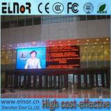 Indicador de diodo emissor de luz interno elevado do estádio da cor cheia da taxa P8 de Refesh