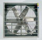 Большой воздушный поток/большая стена воздушного потока/установленный окном отработанный вентилятор пакгауза отработанного вентилятора охлаждая (1380mm)