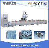 Centro di macchina di alluminio di asse del centro di lavorazione 4 di CNC di profilo