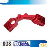CNC van de Aanbieding van de fabriek het Aluminium dat van de Kleur Delen machinaal bewerkt