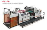 Film-Laminiermaschine-Laminat mit thermischem Messer (KS-1100)