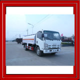6000liters Isuzu 연료 탱크 트럭, 유조선, 연료 Bowser는 분배기 트럭을 거치했다