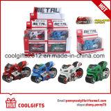 Mini modello fuso sotto pressione del giocattolo del motociclo del nuovo di disegno di 1:64 metallo della scala
