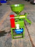 De Rijstfabrikant van de dieselmotor Met de Schiller van de Rijst en Poetsmiddel