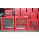 Шкаф пожарного рукава с большим окном панели зрения