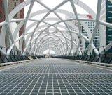 Grille en acier de maille d'OEM Galvanzied en tant que matériaux de construction architecturaux