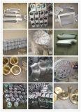 Bâti en laiton en aluminium de moulage au sable de moulage d'aluminium