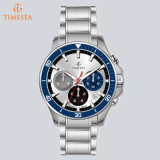Edelstahlwasserdichte Wristband-Form-Sport-Quarz-Männer Watch72228
