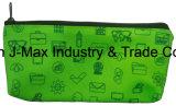 RPETの環境に優しい鉛筆の袋、ペンの筆箱、文房具の袋袋箱、装飾的な袋、Cionの財布、個人化なる携帯電話袋