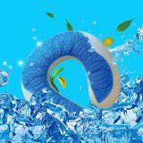 Palier de refroidissement de mousse de mémoire de gel d'été d'U-Forme